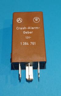 Reparatur Crash Alarmgeber