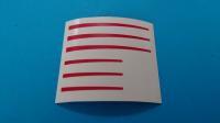 Tachoscheiben Typ I (850i / 840Ci JPN Edition) + rote Zeigerfolien