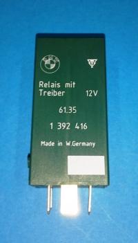 Relais mit Treiber grün