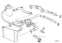 Revidieren Kühlsystem E31